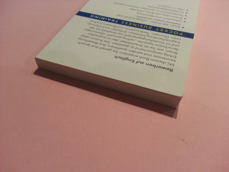 Pocket Business - Training / Bewerben auf Englisch - Perfektes Anschreiben  und überzeugendes Vorstellungsgespräch – Buch gebraucht kaufen