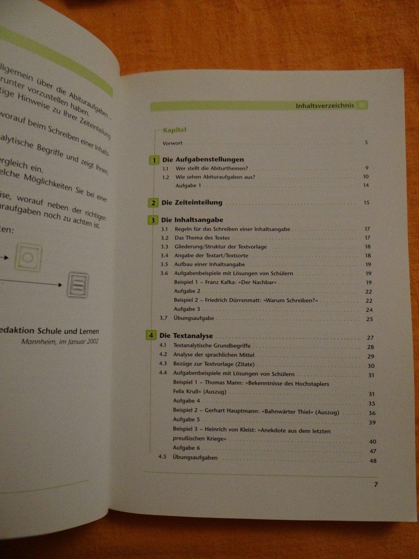 Aufsatz Deutsch Buch Gebraucht Kaufen A027wuts01zzf