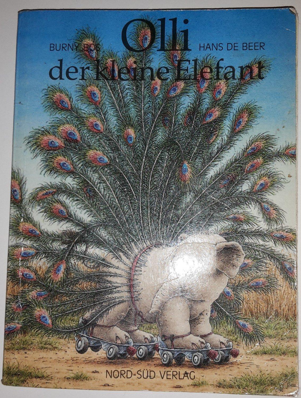 olli der kleine elefant burny bos buch gebraucht kaufen a027a0ew01zzi. Black Bedroom Furniture Sets. Home Design Ideas