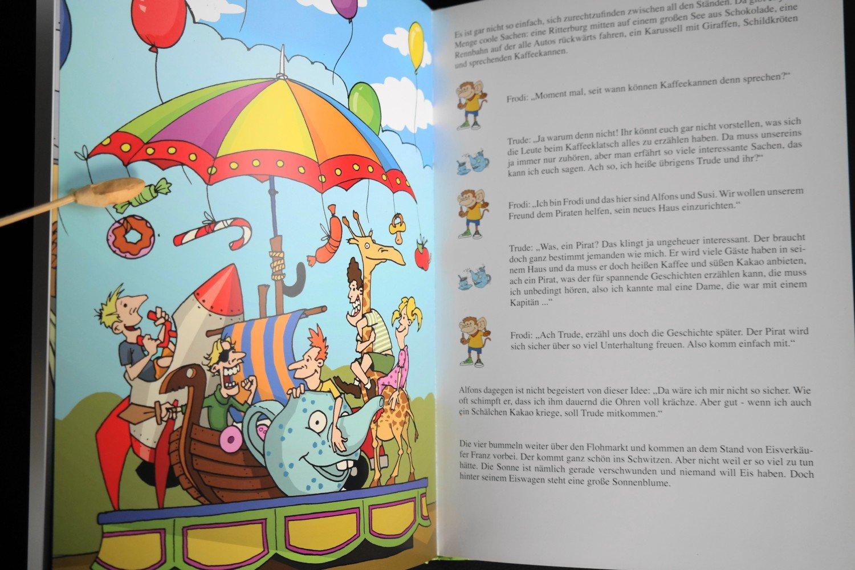 """Frodi und das Piratenhaus"""" (Sven Lychatz) – Buch gebraucht kaufen ..."""