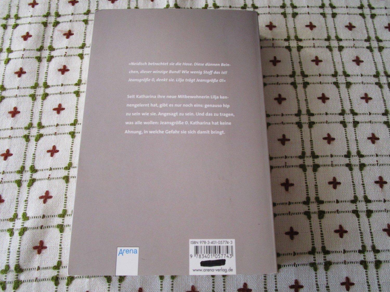 "ba2164d23dbd1 ""Jeansgröße 0"" (Brigitte Blobel) – Buch gebraucht kaufen – A028xfdK01ZZG"