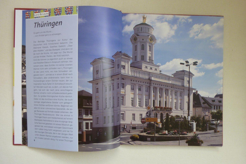 Regionale Küche Thüringer Küche Rezepte aus Thüringen Fotos und ...