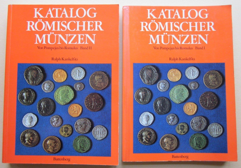 Katalog Römischer Münzen Ralph Kankelfitz Buch Gebraucht Kaufen