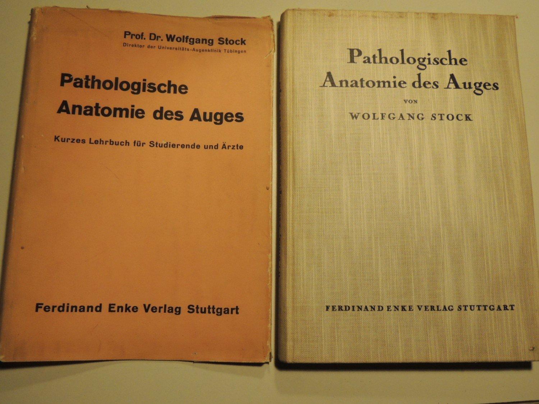 "Pathologische Anatomie des Auges"" (Stock ProfDrWolfgang) – Buch ..."