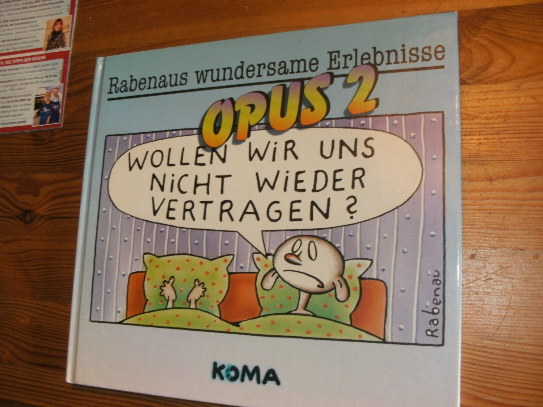 Rabenaus Wundersame Erlebnisse Opus 2 Rabenau Dithard Von