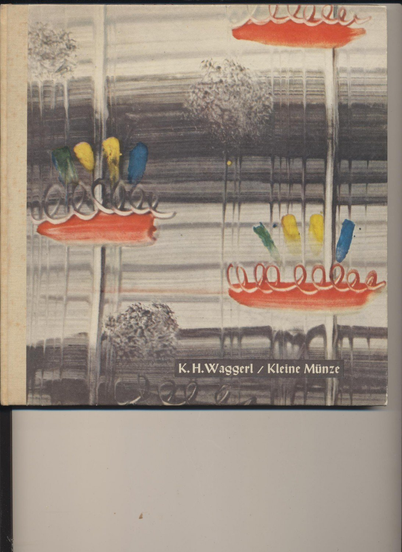 Heinrich Waggerl Karl Kleine Münze Gedichte Von Waggerl