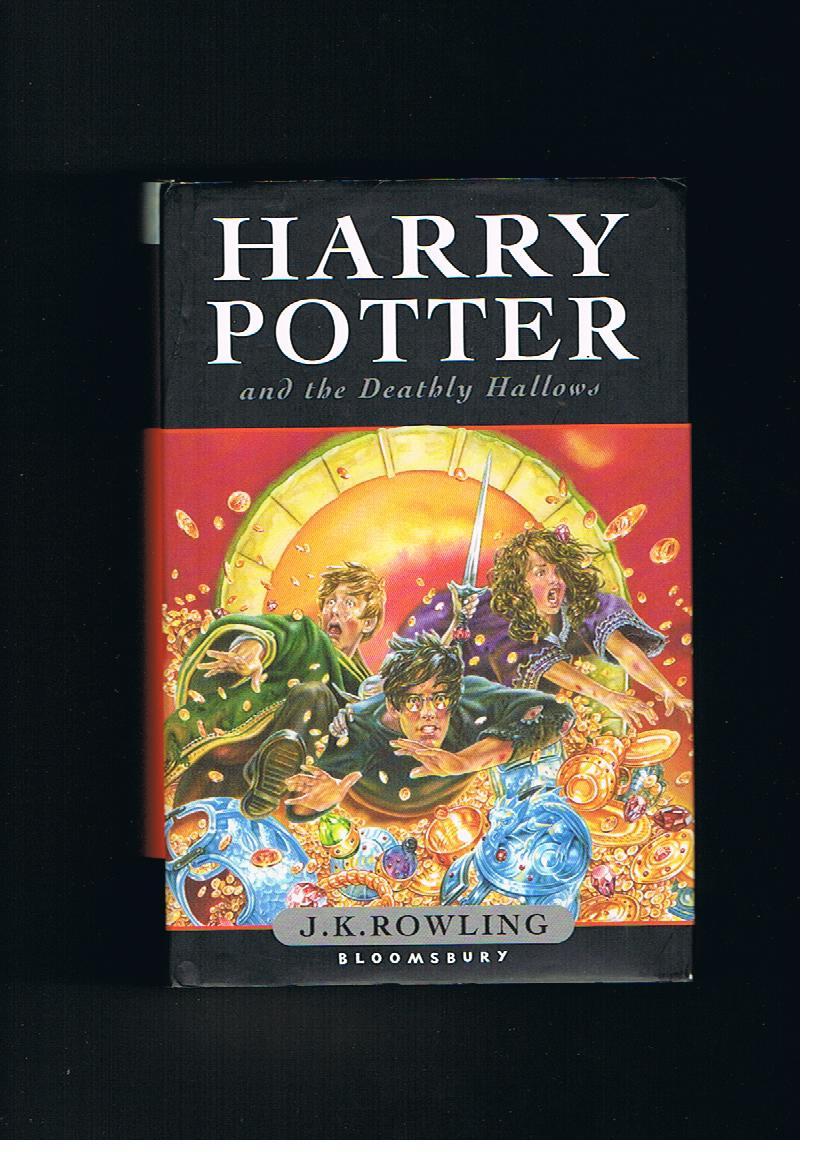 Harry Potter Bücher Neu