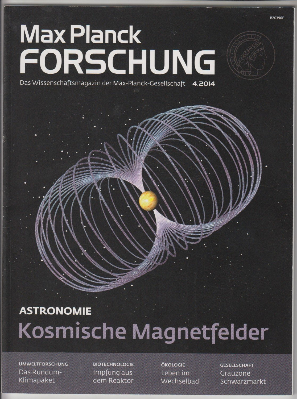 Max Planck Forschung