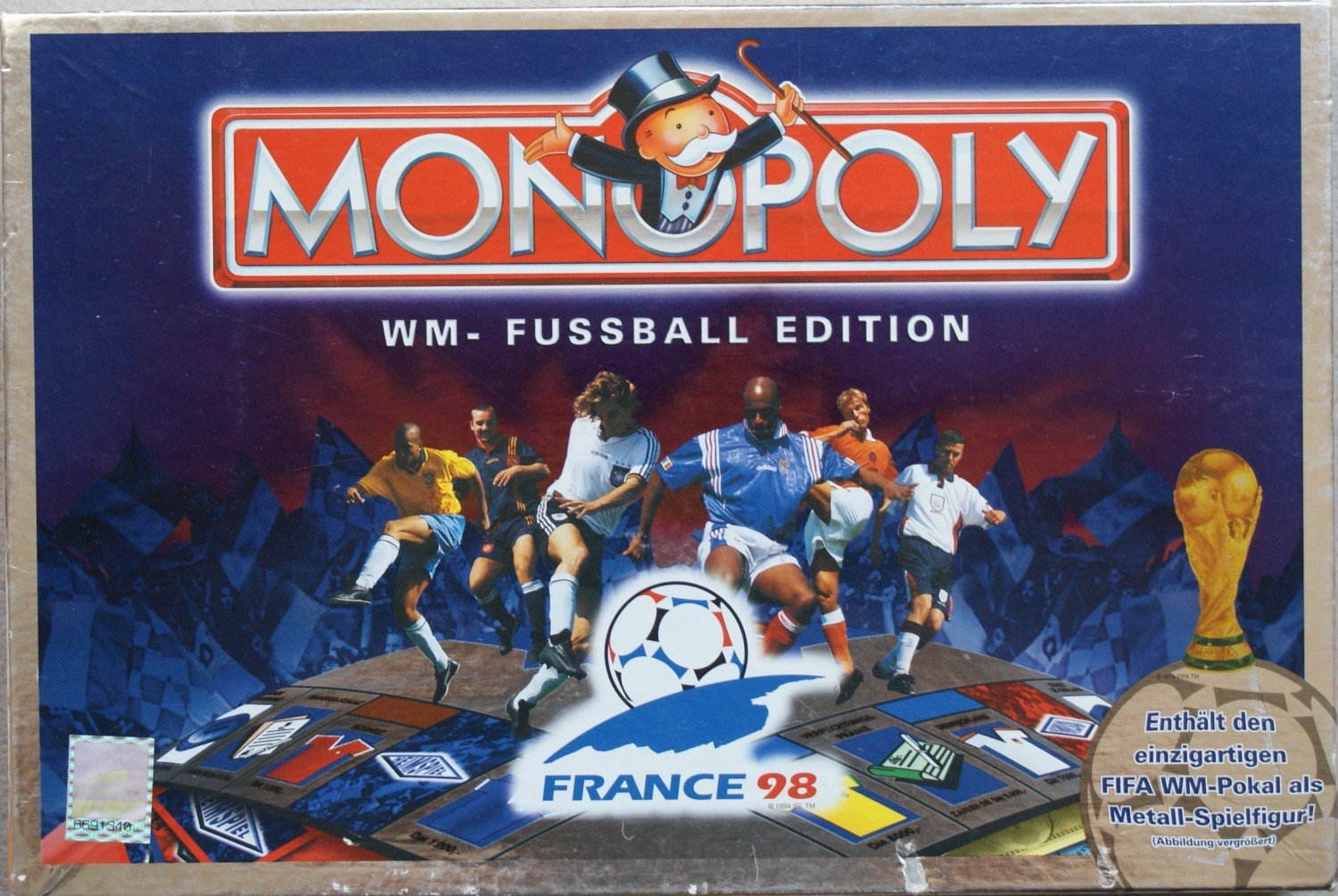 Monopoly Fußball