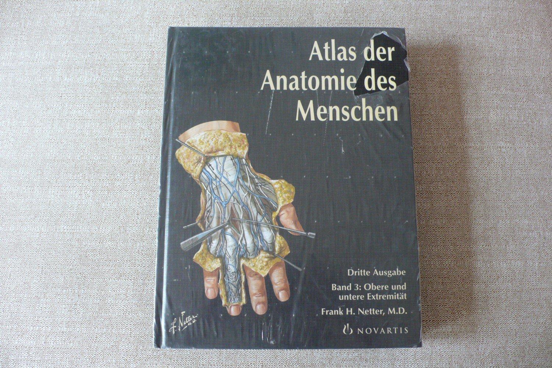 """Atlas der Anatomie des Menschen Band Band und Band"""" – Bücher ..."""