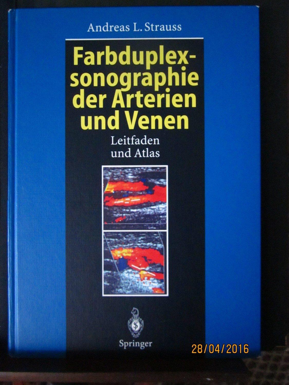 """Farbduplexsonographie der Arterien und Venen"""" – Bücher gebraucht ..."""