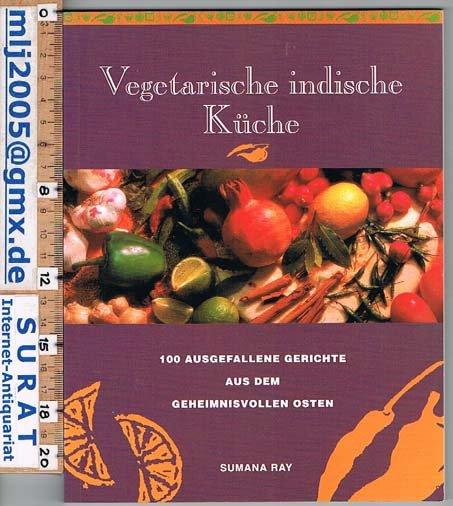 """Vegetarische indische Küche"""" (Sumana Ray) – Buch gebraucht kaufen ..."""