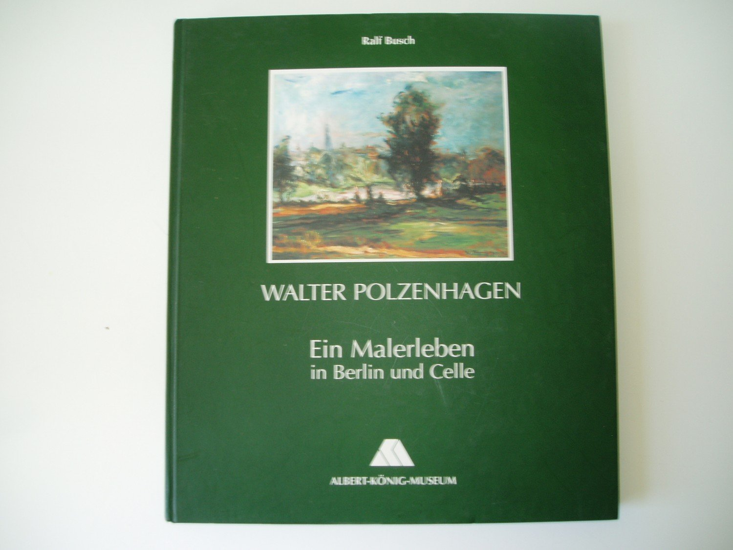 isbn 9783927399341 walter polzenhagen ein malerleben in berlin und celle neu gebraucht kaufen. Black Bedroom Furniture Sets. Home Design Ideas