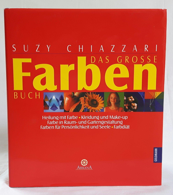 """Chiazzari Suzy, Das grosse Farbenbuch"""" – Bücher gebraucht ..."""