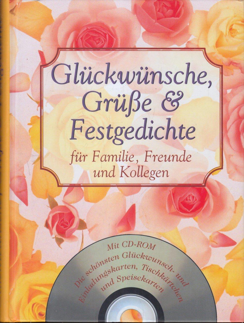 Michaela Mohr, Glückwünsche Grüße & Festgedichte für Familie Freunde ...