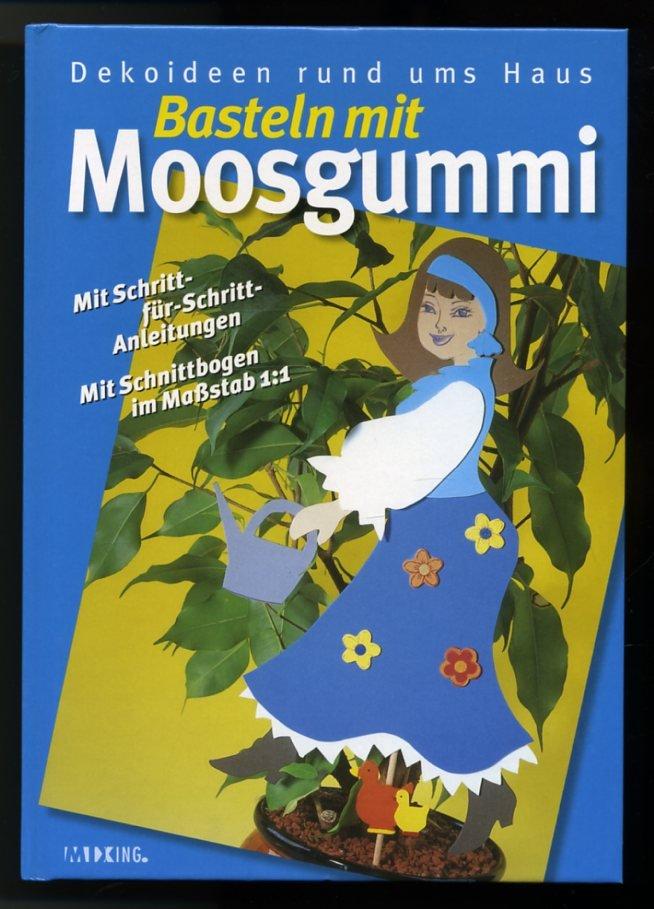Basteln Mit Moosgummi Dekoideen Rund Ums Haus Mit Schnittbogen