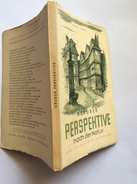 """Perspektive nach der Natur"""" (Arthur Gruber) – Buch gebraucht kaufen ..."""