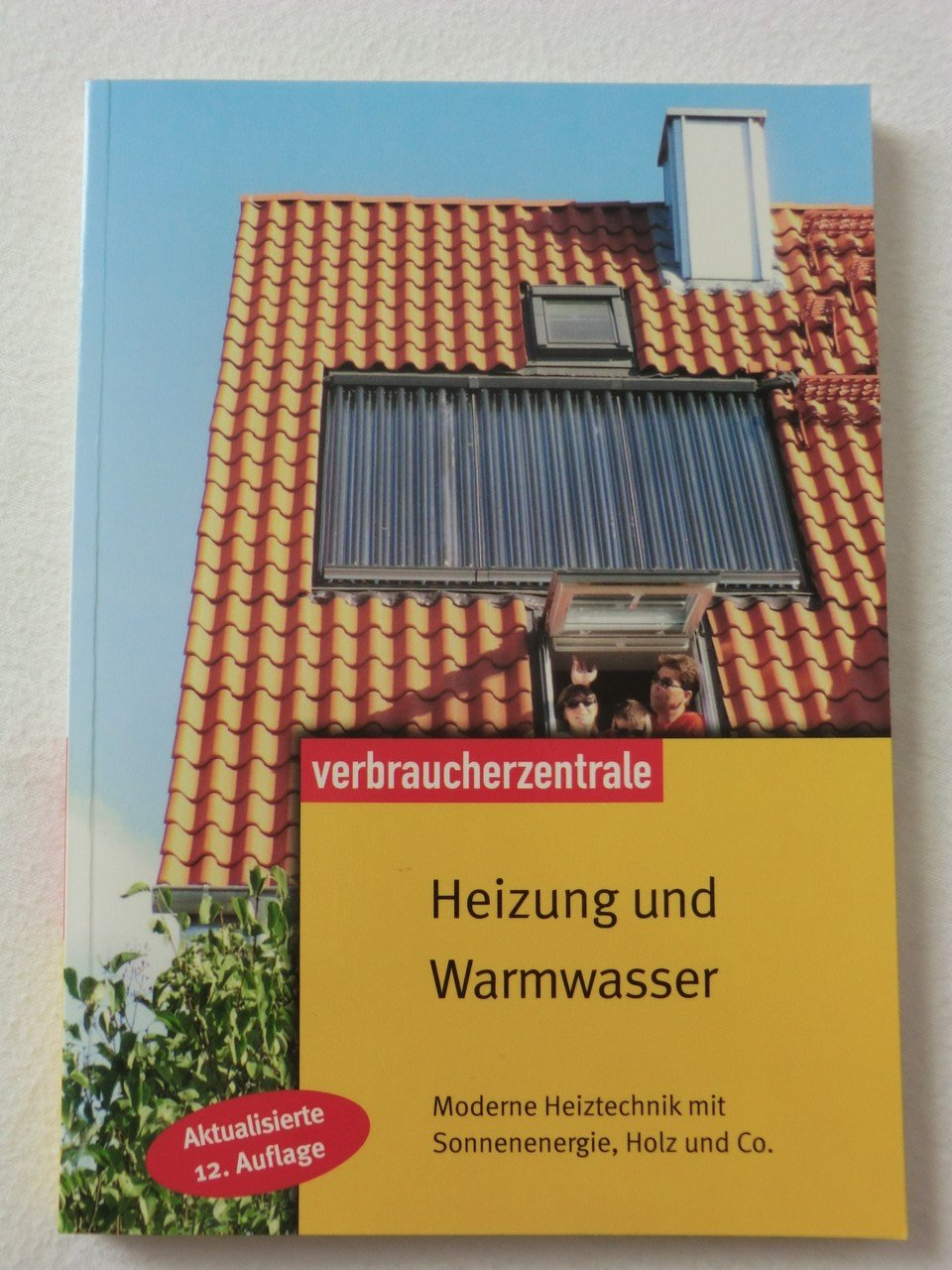 heizung und warmwasser moderne heiztechnik mit sonnenenergie hubert westk mper buch. Black Bedroom Furniture Sets. Home Design Ideas