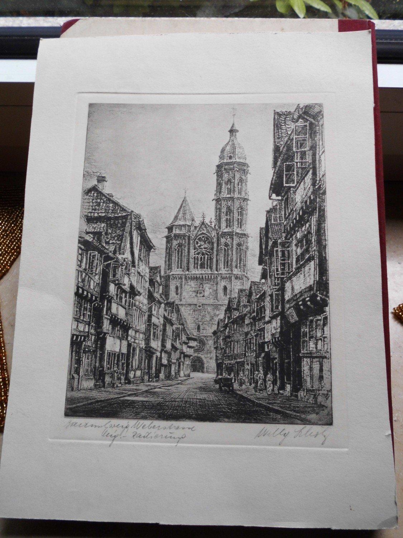 64d6312891928c gebrauchtes Buch – Willy Scholz – Braunschweig, Weberstraße, ...