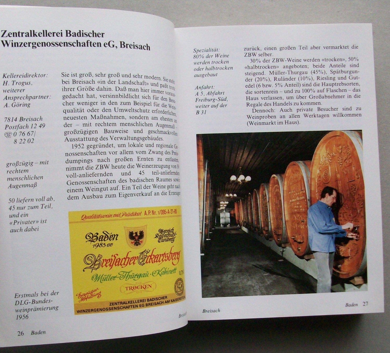cdaa60a2b07e8 ... gebrauchtes Buch – – Winzer, Weine, Große Preise Deutscher Weinführer –  Bild 5 ...