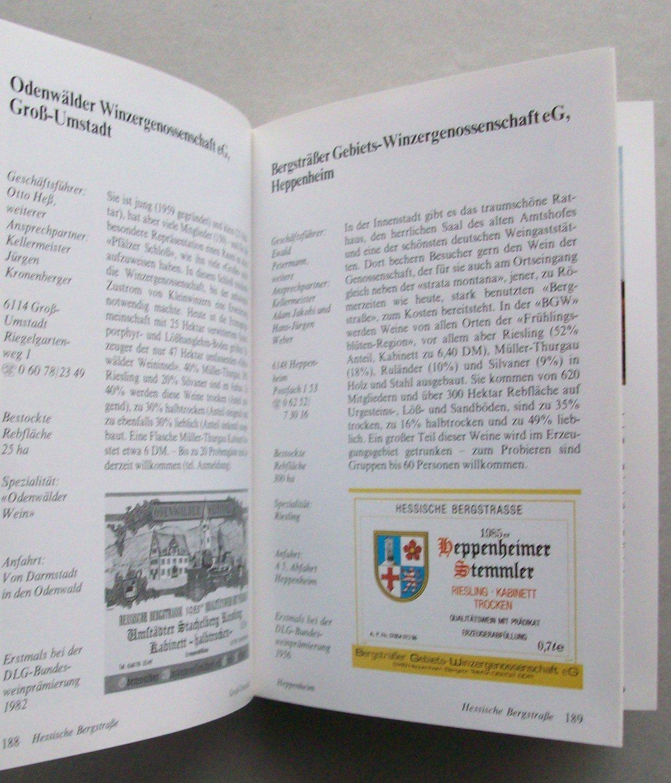 1f4a4a3b2535e ... gebrauchtes Buch – – Winzer, Weine, Große Preise Deutscher Weinführer  ...