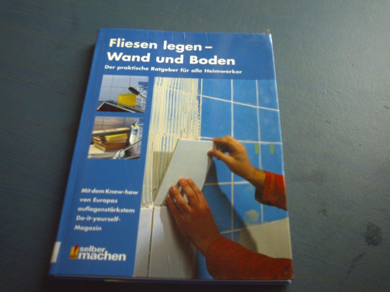 """Fliesen legen - Wand und Boden"""" – Bücher gebraucht, antiquarisch ..."""
