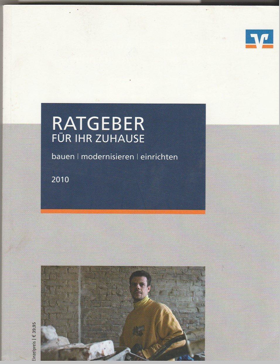 Ratgeber Für Ihr Zuhause Buch Gebraucht Kaufen A02cevxe01zzn