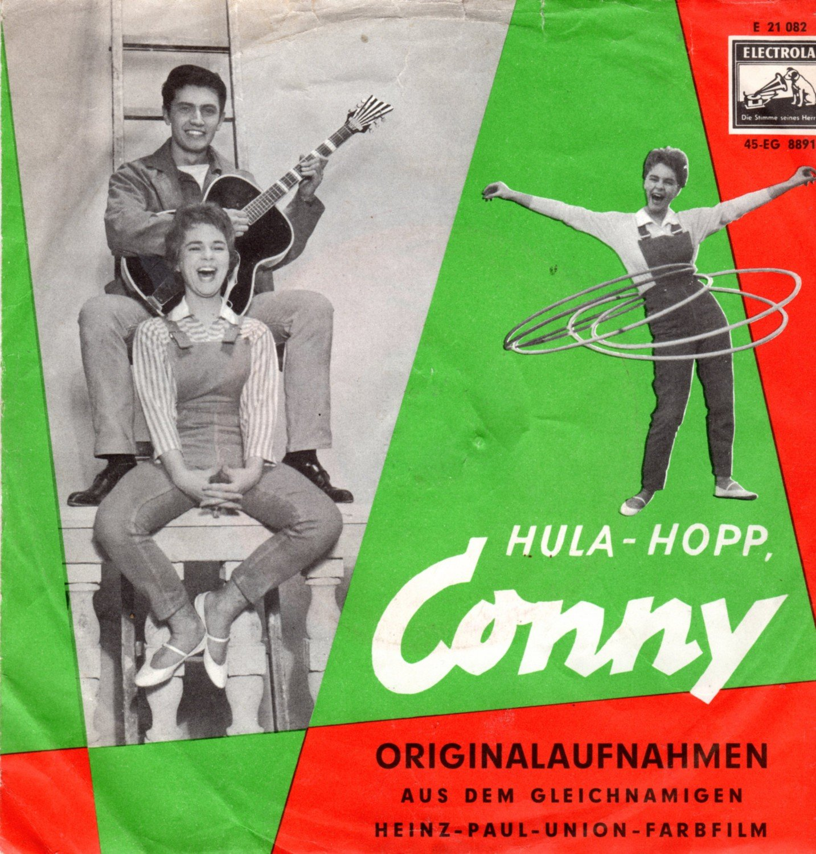 Conny Froboess Bilder hula-hopp conny