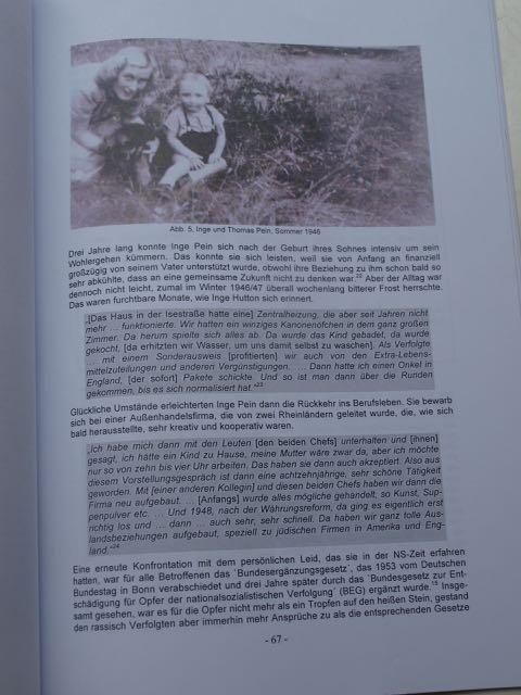 Vor dem Tod in Auschwitz: letzte Grüße an die Verwandten in Harburg ...