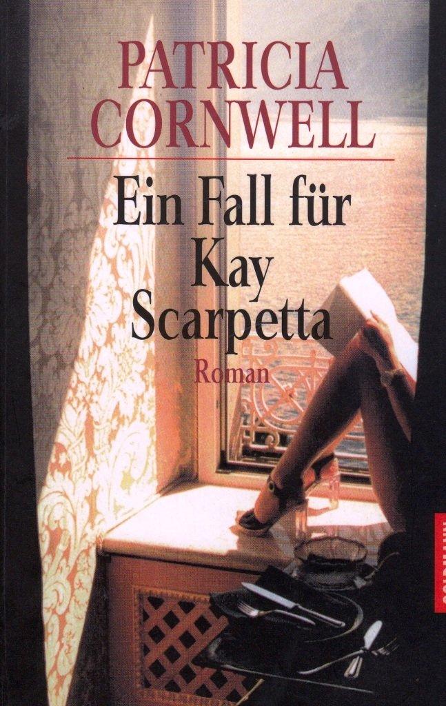 Patricia Cornwell Kay Scarpetta