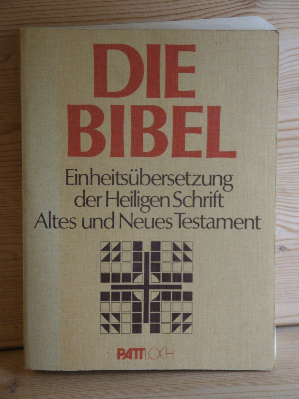Unterschied Altes Neues Testament