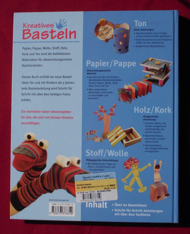 Kreatives Basteln Neue Bastelideen Fur Kinder Ab 3 Jahren Susanne