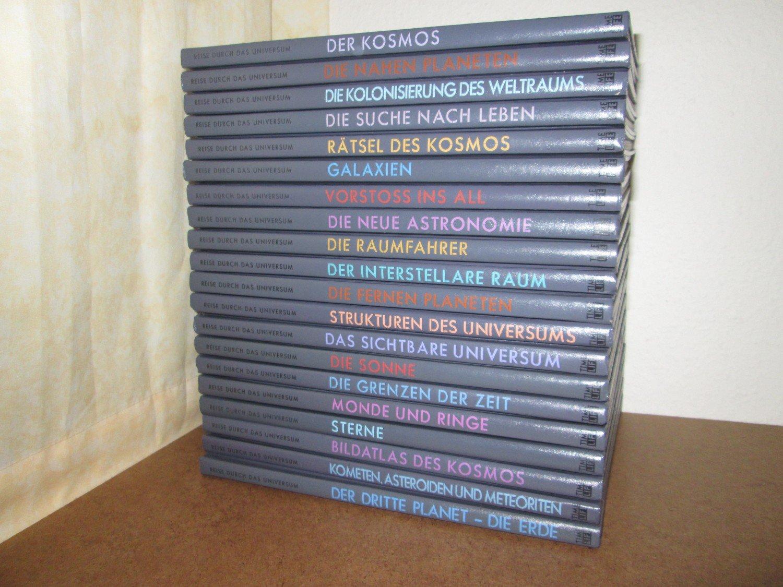 """Time-Life: Reise durch das Universum - komplett in 20 Bänden"""" – Buch ..."""