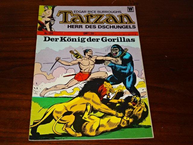 Tarzan, Der König Des Waldes