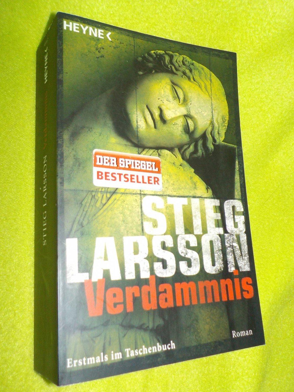 Stieg Larsson Bücher
