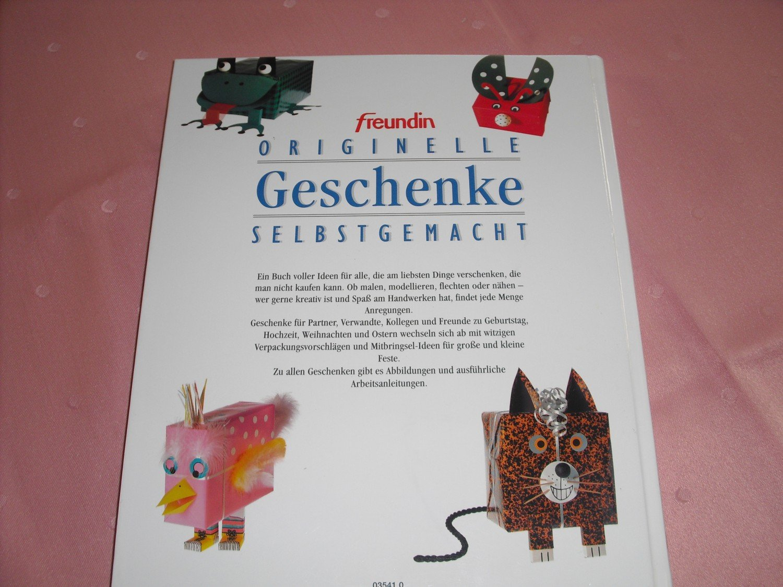 Freundin Originelle Geschenke Selbstgemacht Eberhard Henschel