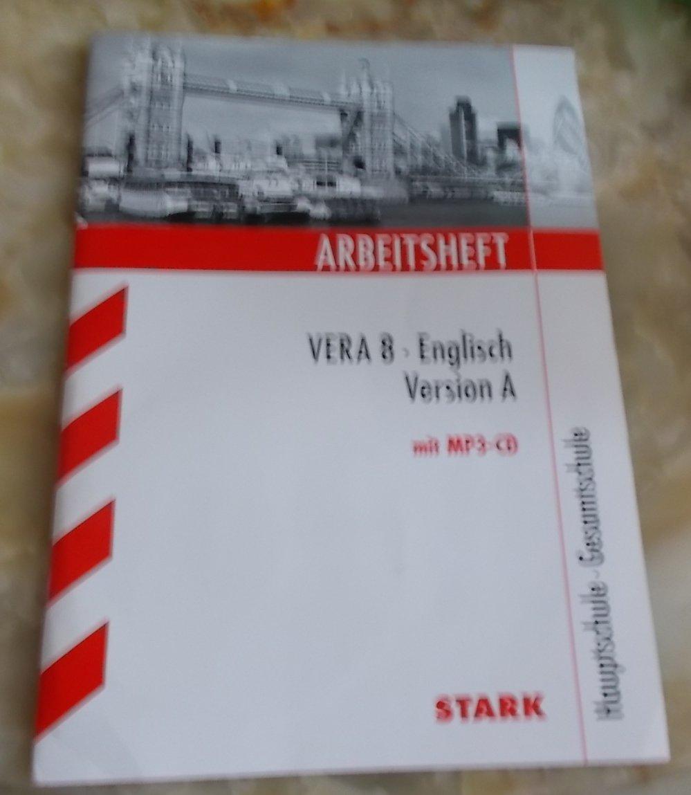 """STARK Arbeitsheft VERA 20 Hauptschule   Englisch mit CD ..."""" Roman ..."""