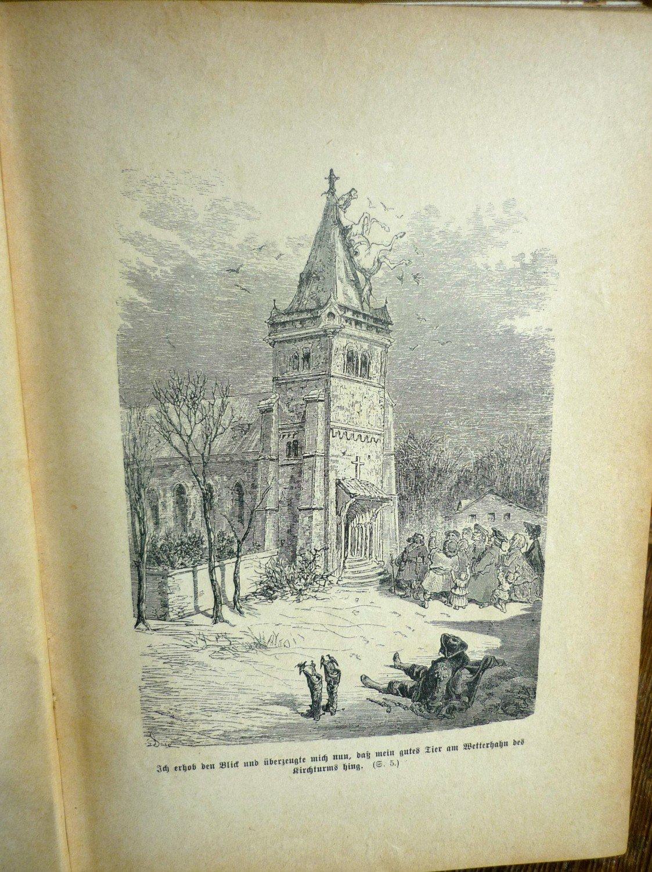 Deutsche Verlagsanstalt abenteuer und reisen des freiherrn münchhausen illustriert