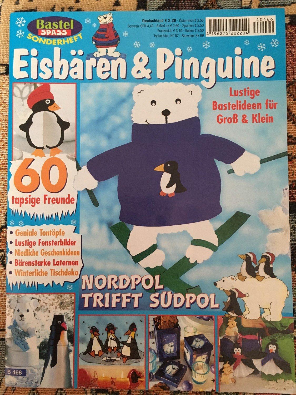 Christbaumkugeln Tschechien.Eisbären Pinguine