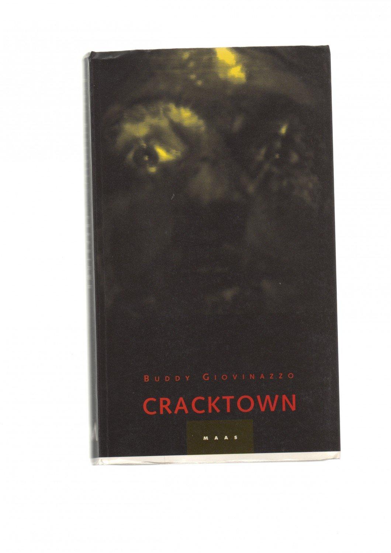 Diverse Unterhaltungsliteratur Cracktown Pulp Master 30 Deutsch Buddy Giovinazzo