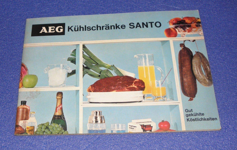 Aeg Kühlschrank Santo Zu Kalt : Aeg rezeptbuchu201c u2013 buch antiquarisch kaufen u2013 a02fpqyi01zz5
