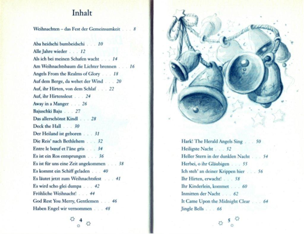 """Die allerschönsten Weihnachtslieder"""" (Andreas Weidinger) – Buch ..."""