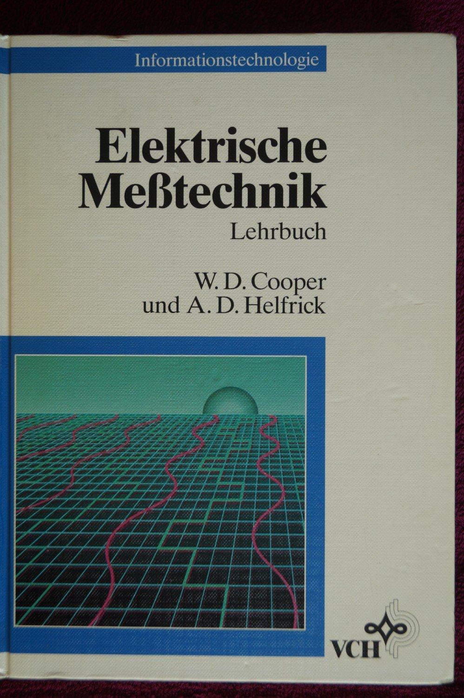 """Elektrische Messtechnik"""" (Cooper William Helfrich) – Buch gebraucht ..."""