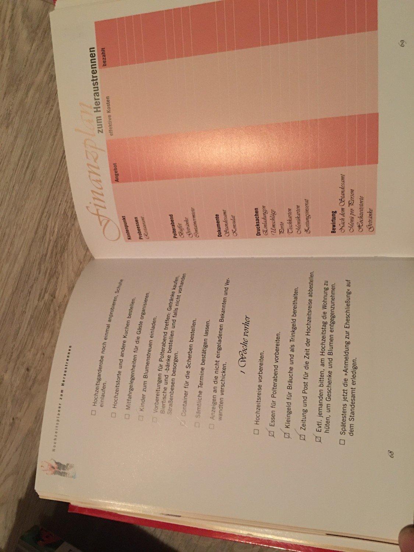 Die Hochzeit Planen Beate Volmari Buch Gebraucht Kaufen