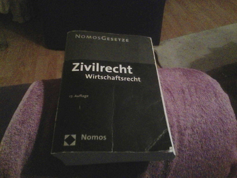 Zivilrecht Wirtschaftsrecht Nomos Gesetze Buch Gebraucht Kaufen A02fx3wo01zz6