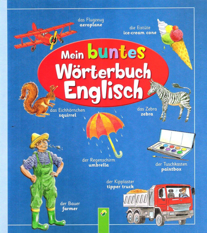 Mein Buntes Wörterbuch Englisch Buch Gebraucht Kaufen A02fy6c801zza