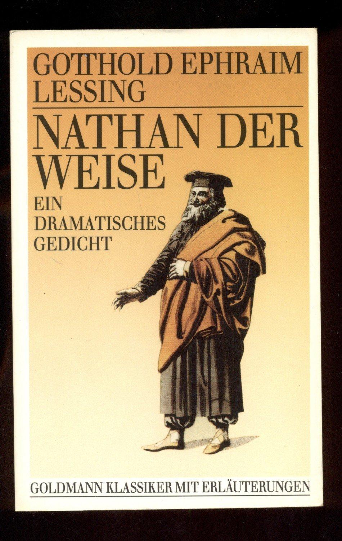 Nathan der weise ein dramatisches gedicht b cher for Raumgestaltung nathan der weise