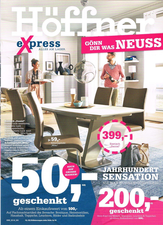 Höffner Express Gönn Dir Was Neuss Buch Gebraucht Kaufen