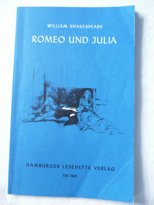 """""""Romeo und Julia - Ein Trauerspiel in fünf Akten (William"""