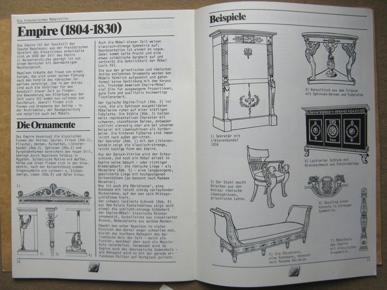 Stilvoll Wohnen Arbeitskreis Deutsche Stilmöbel Buch Gebraucht